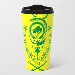 Five Deadly Venoms Travel Mug