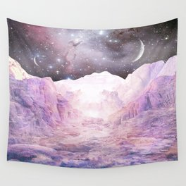 Misty Mountains Wall Tapestry
