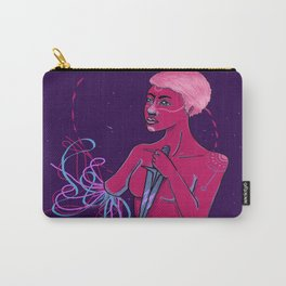rasberry moon Carry-All Pouch