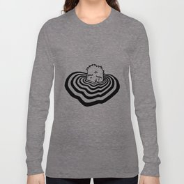 Ripples #2 Long Sleeve T-shirt