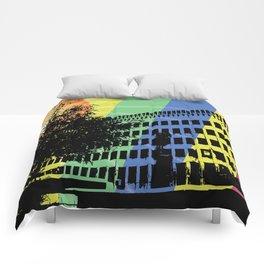 Rainbow Day Comforters