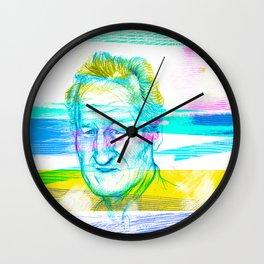 Michael Mann Wall Clock
