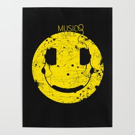 Music Smile V2 Poster