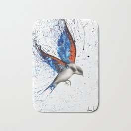 Sunset Sorrento Wings Bath Mat