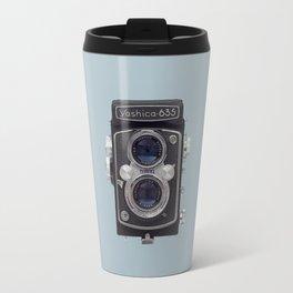 yashica 635  Travel Mug