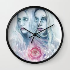 Amaurosis Wall Clock