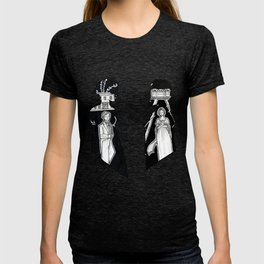 Elizabeth and Darcy  T-shirt