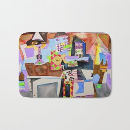 Not Sgt. Peppers Lonely Hearts Bath Mat