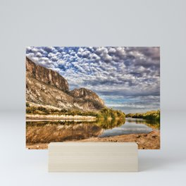 Rio Grande River Mini Art Print