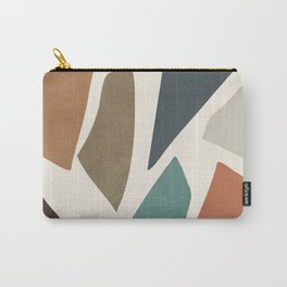 Colorful Shapes I Carry-All Pouch
