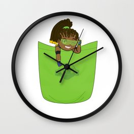 Pocket Healer: Lucio Wall Clock