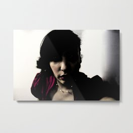 Unforgivable Metal Print