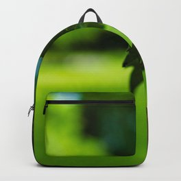English Ivy on a Post Backpack