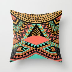 PeruNative Throw Pillow