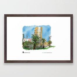 """Swasky """"Casablanca"""" Framed Art Print"""