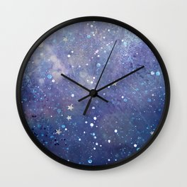 Galaxy II Wall Clock