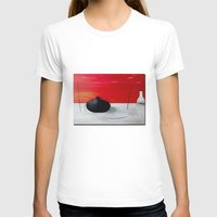 asia T-shirts featuring Asia design by LoRo  Art & Pictures