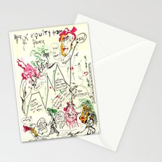 Econographics Stationery Cards