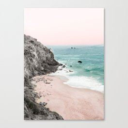 Coast 5 Canvas Print