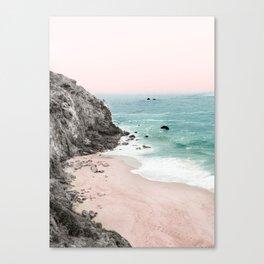 Coast 5 Canvas Print