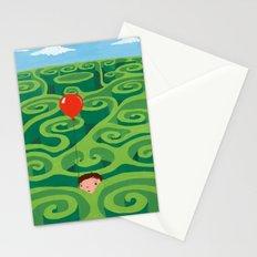 The Maze Stationery Cards