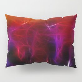 Colorful Forest Digital Pillow Sham