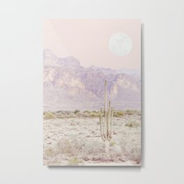 Desert Dreams Metal Print