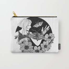 Daydreamer (Aurora Aksnes) Carry-All Pouch