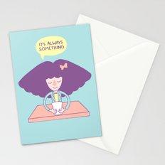 Roseannadanna Stationery Cards