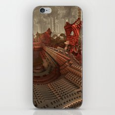 The Junque Room iPhone & iPod Skin
