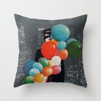 BIRTHDAY PRESENT Throw Pillow