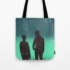 Awestruck Night Tote Bag