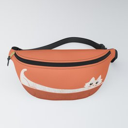 Mark's Superpower: cat Superstretch Fanny Pack