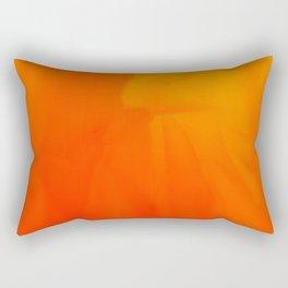Cadmium Flame Rectangular Pillow