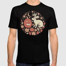 Halloween Friends | Autumn Palette T-shirt