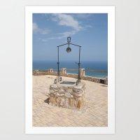 water well Art Print