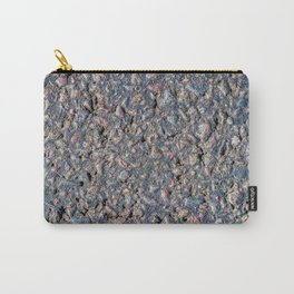 Asphalt and pebbles texture Carry-All Pouch