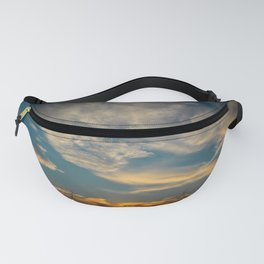 Sunset 032819 Caps, Texas Fanny Pack