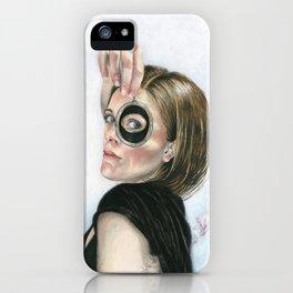 Lover's Eye iPhone Case