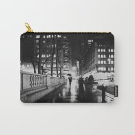 New York City Noir Carry-All Pouch