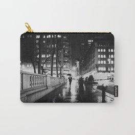 New York City Noir Carry-All Pouch