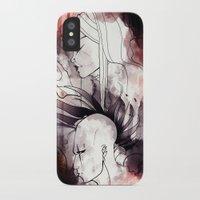 cyberpunk iPhone & iPod Cases featuring Cyberpunk by TheTaserMonkey