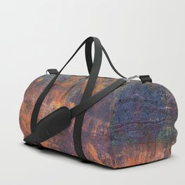 Fluorite Canyon Duffle Bag