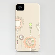 Little Daisies Slim Case iPhone (4, 4s)
