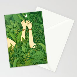 I wanna love u now Stationery Cards