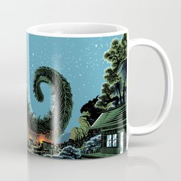 Godzilla - Blue Edition Coffee Mug