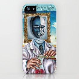 Communication iPhone Case