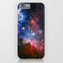 Carnia Nebula iPhone Case