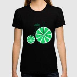 Kiwi ride T-shirt