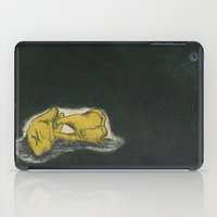 teeth iPad Cases featuring Teeth by Tallie Raye